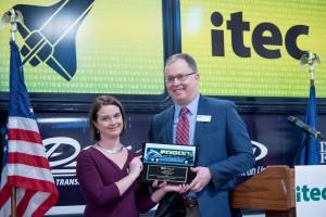 ITEC receives grant