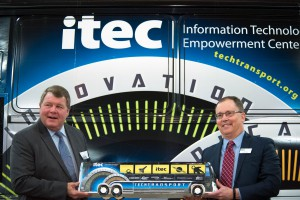 ITEC rolls out the red carpet before blast off