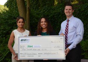 MSU Federal Credit Union grants ITEC $15,000